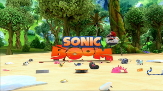 Sonic Boom (TV series) - Sonic Retro