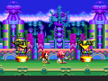 Chaotix 32X Comparison WorldEntrance Outside PAL.png