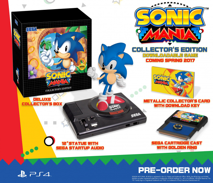 File:Sonic Mania collector's edition.jpg