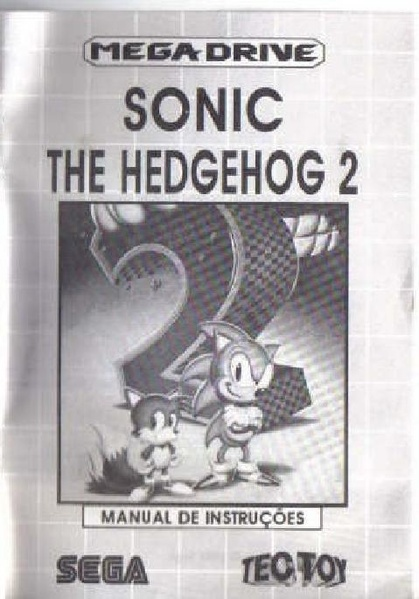 File:Sonic2 MD BR manual.pdf