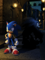 Unleashed Sonic and Werehog.png