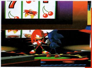Sonic the Fighters/Development - Sonic Retro