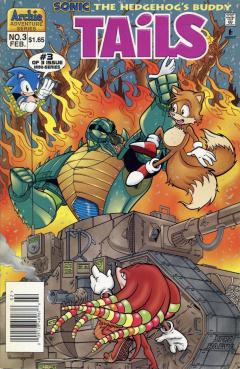 Sonic The Hedgehog S Buddy Tails 3 Sonic Retro