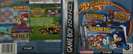 Sonic 2in1 GBA Sonic Advance Pinball Party ES Cover.png
