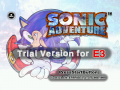 Sonic Adventure E3 Title Screen.png