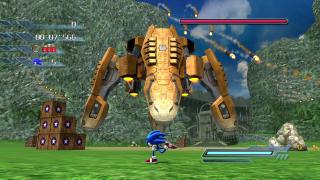 Egg Genesis Sonic Retro