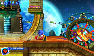 Tropical Resort (Sonic Generations 3DS) - Sonic Retro