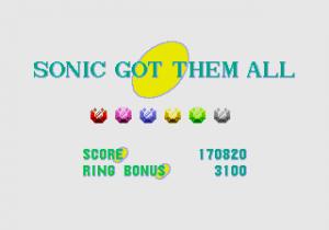 Chaos Emeralds - Sonic Retro