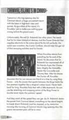 Chaotix manuals - Sonic Retro
