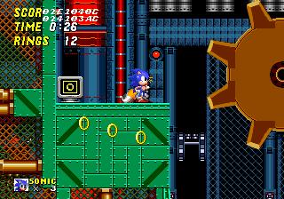 Sonic the Hedgehog 2 (16-bit)/Hidden content - Sonic Retro