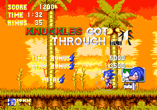 Download Sonic 3 And Knuckles Game Genie Codes JPG