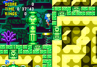 SonicCD MCD Comparison TT Act1PresentButtonLift.png