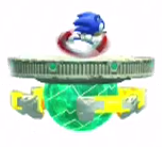 Top in Sky Sanctuary (Sonic Generations)