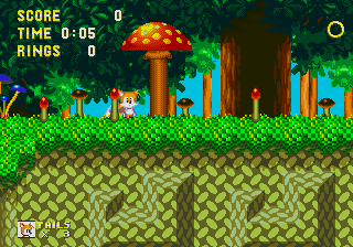 Tails in S&K.png
