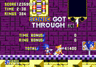 SonicCanMoveDuringScoreTally.png