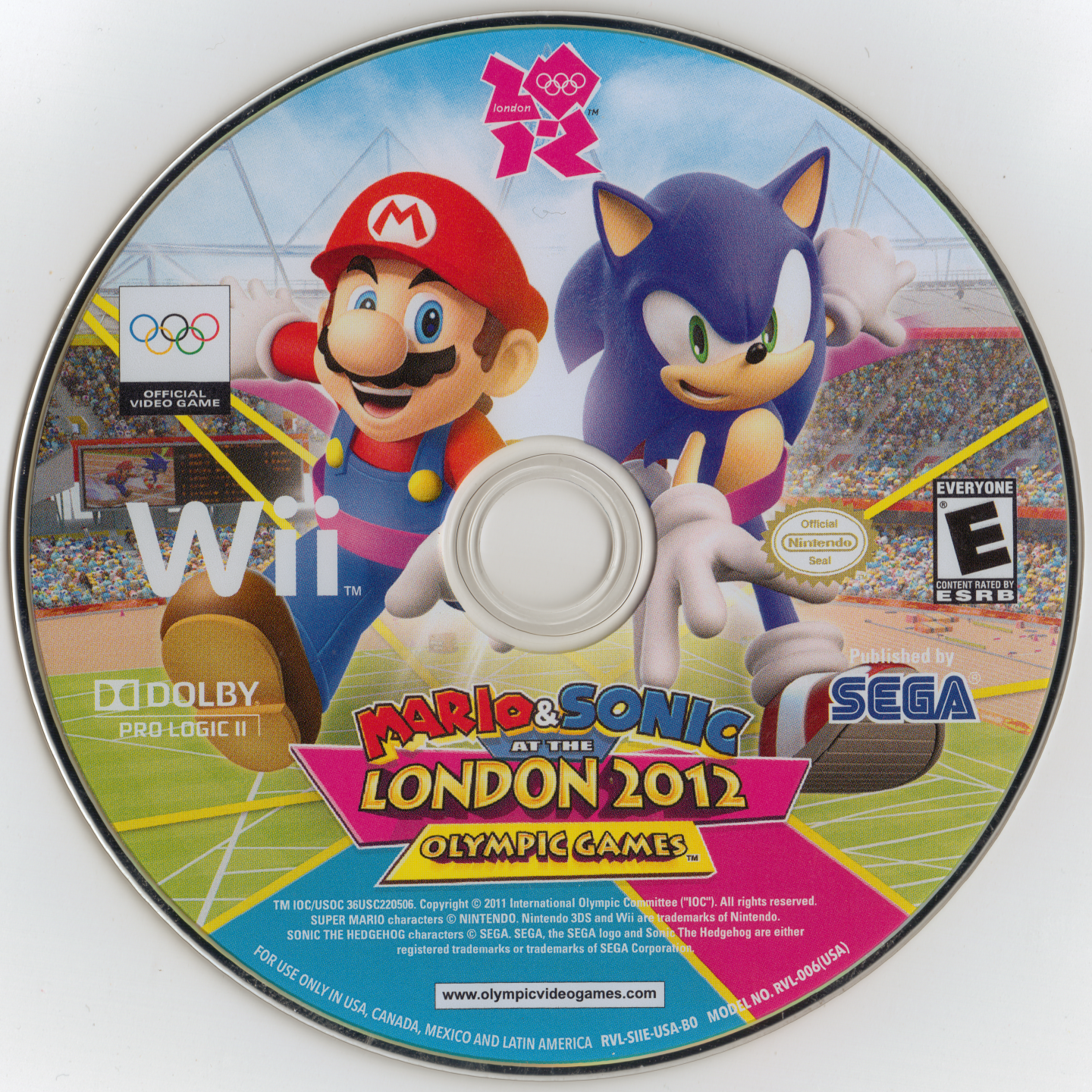 Wii Games List 2012 : File london wii us disc sonic retro