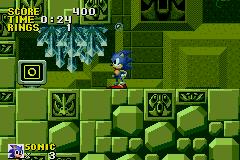 Sonic The Hedgehog Genesis Comparisons Labyrinth Zone Sonic Retro
