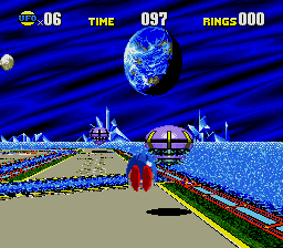Special Stage Sonic The Hedgehog Cd Sonic Retro