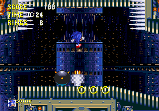Sonic&Knuckles MD DEZ1 MisplacedRings.png