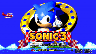 Sonic 3: Angel Island Revisited - Sonic Retro