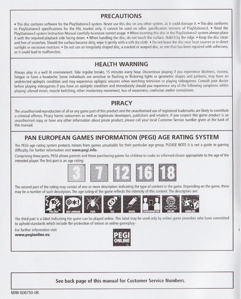 File:SaSASR PS3 UK manual.pdf - Sonic Retro