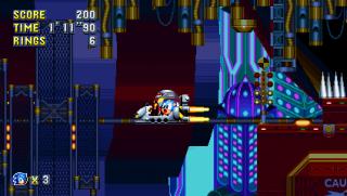 Titanic Monarch Zone - Sonic Retro