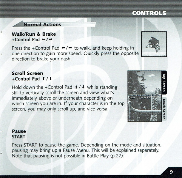 File:SonicRush DS US manual.pdf - Sonic Retro