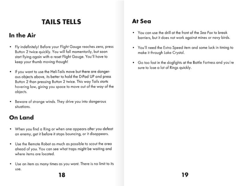 File:TailsAdventures GG US SonicGems manual.pdf - Sonic Retro