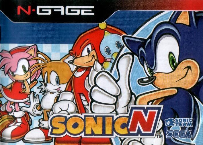 File:SonicN NGage EU manual.pdf - Sonic Retro