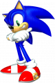 Heroes Sonic pose2.png
