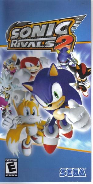 File Sonicrivals2 Psp Us Manual Pdf Sonic Retro