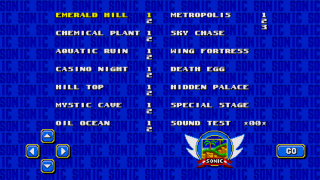 Sonic The Hedgehog 2 2013 Hidden Content Sonic Retro