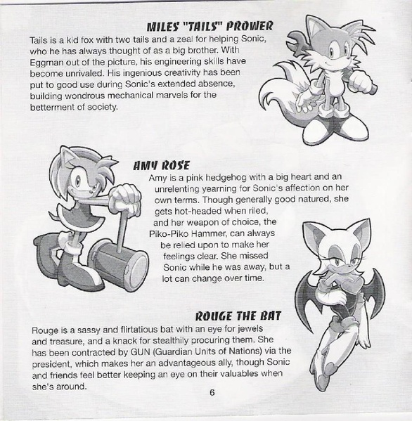 File:SonicChronicles DS US manual.pdf - Sonic Retro