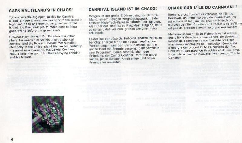 File:Chaotix 32X EU manual.pdf - Sonic Retro