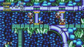 Lava Reef Zone (Sonic Mania) - Sonic Retro