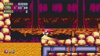Sonic Mania/Bugs/Lava Reef Zone - Sonic Retro
