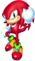 Sonic Mania Knuckles art.png