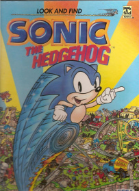 LookandFindSonictheHedgehog Book UK.jpg