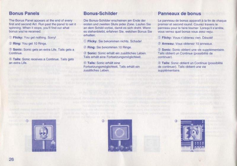 File:Sonic Chaos SMS EU Manual.pdf - Sonic Retro