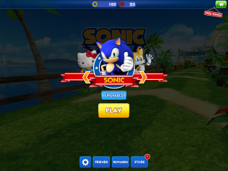 Sonic Dash Character Selection.png