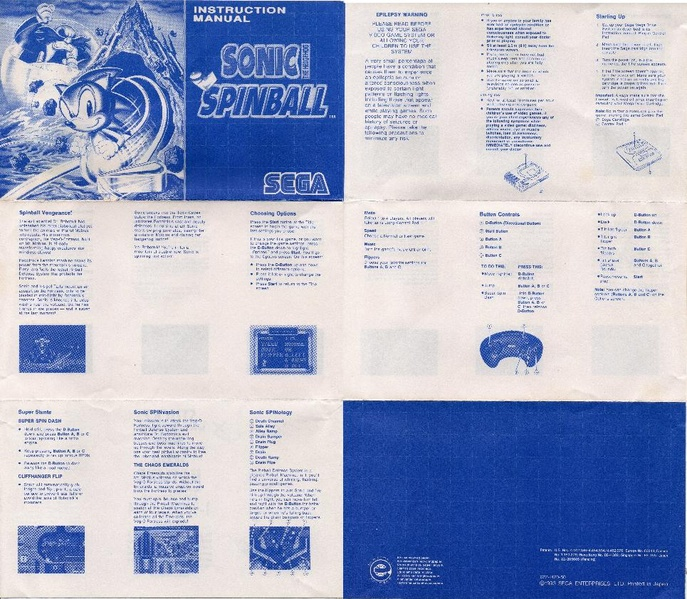 File:SonicSpinball MD AU gold manual.pdf