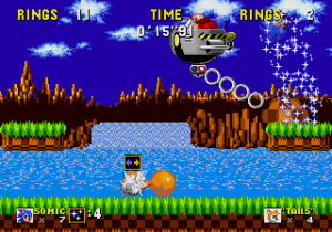 Sonic Bash - Sonic Retro