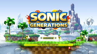 Sonic Generations 20 Day Demo.png