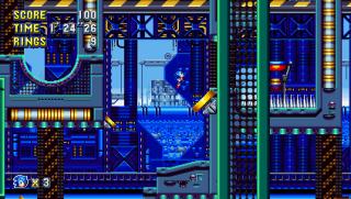 Metallic Madness Zone (Sonic Mania) - Sonic Retro