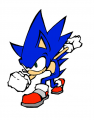 SonicBattle Sonic Art Early.png