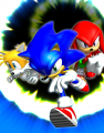 SonicHeroes Art PromotionalTeamSonic.png