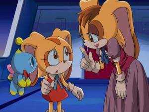 Human Shadow The Hedgehog And Amy