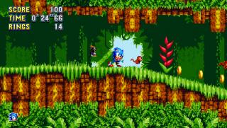 Sonic Mania/Bugs - Sonic Retro