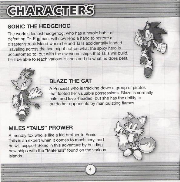 File:SonicRushAdventure DS US manual.pdf - Sonic Retro