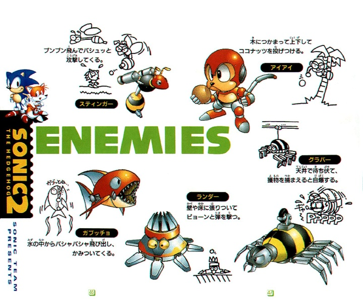 File:Sonic2 MD JP SonicJam manual.pdf